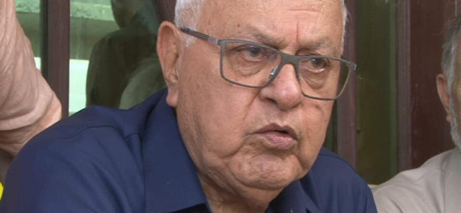 Farooq Abdullah hails Kathua case verdict