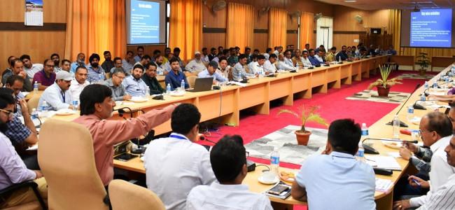 Back to Village programme: Dwivedi reviews pre-launch preparations