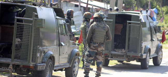 4 militants killed in Sopore, Shopian encounters