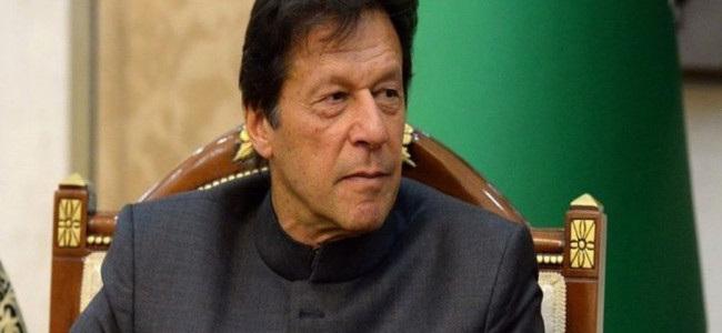 Anyone targeting minorities in Pak would be dealt with strictly: Imran Khan