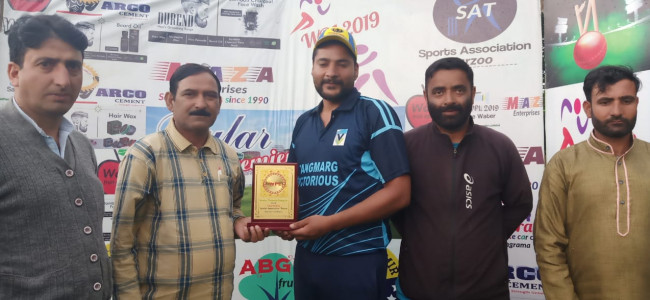Rising Star beat Eleven Brothers by 7 wickets