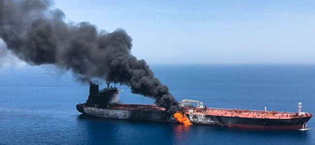 British envoy denies Iran summons over tanker attacks claim