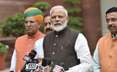 Don't bother about numbers, your every word is valuable: PM to Oppn