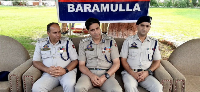 2 youth held for shopkeeper's murder in Baramulla