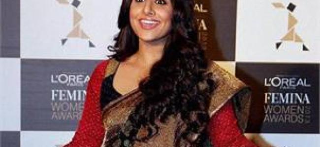 Vidya Balan to act, produce short film 'Natkhat'