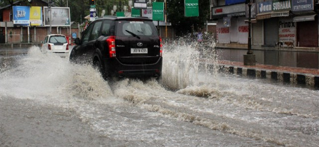 Back to Basics: The Srinagar city's waterlogging problem