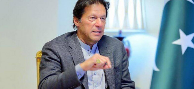 PM Imran's US visit cost eight times less than that of Sharif's: Govt
