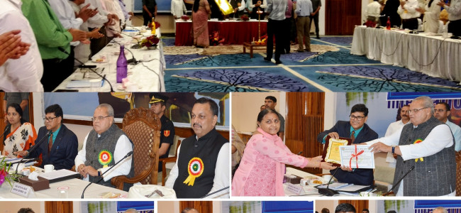 Two-day long annual Principals' Conference of the Navodaya Vidyalaya Samiti concluded