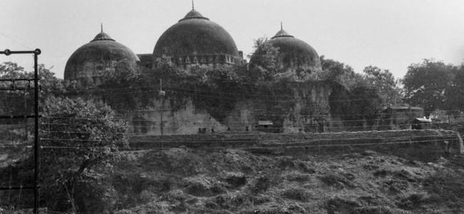 Babri Masjid demolition case: SC asks Special judge to deliver verdict in 9 months