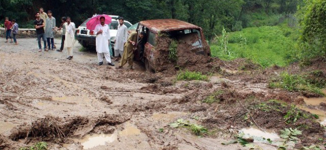 34 killed in rain-related incidents in Pakistan