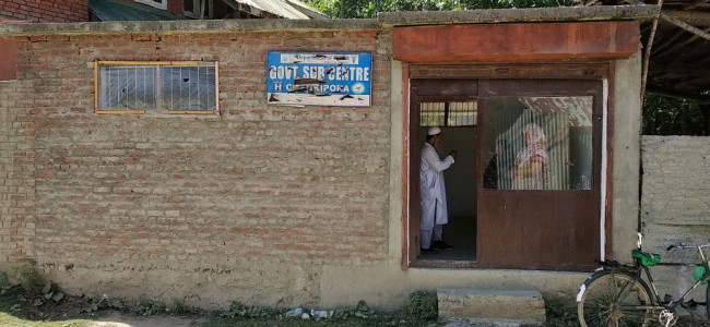 Residents of Chinkiproa Sopore demand upgrading of Sub Centre to PHC