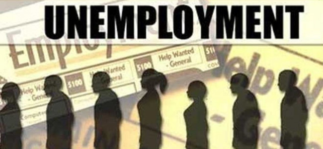 Data leak of unemployment figures serious: Govt