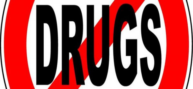 Drug menace – silence is to be broken