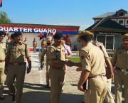 DGP reviews security scenario in Ganderbal