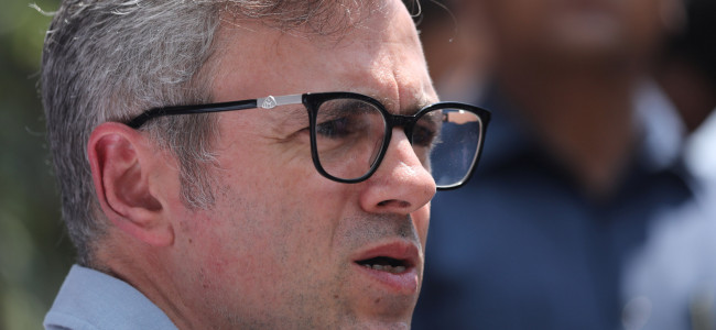 Guv assurances OK, but we want statement in Parl: Omar