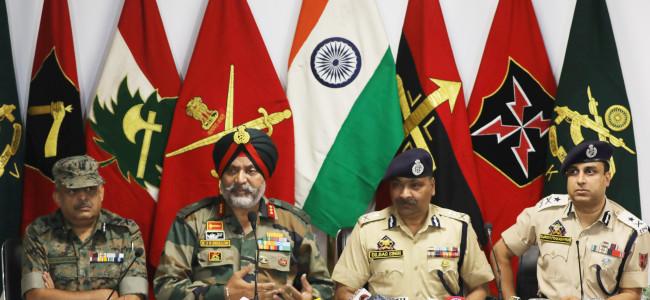 Pak-based militants planning to target Amarnath Yatra: Army