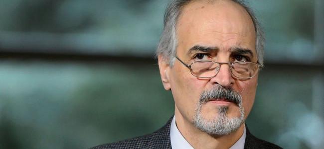 Syria at peace talks says ceasefire depends on Turkey