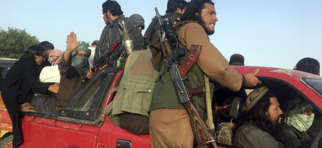 Pak Taliban warns people from playing loud music, administer polio drops to children
