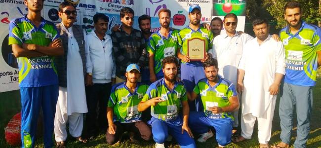 WPL: RCC Wadi Kashmir beat Kashmir Gymkhana