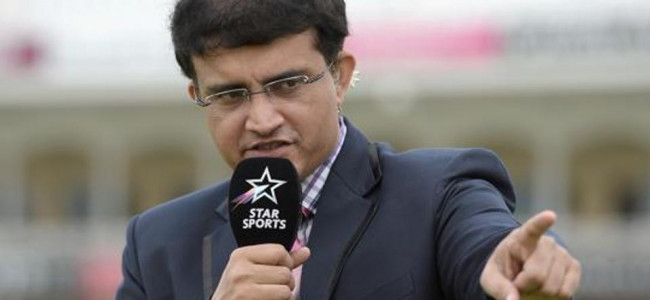 Definitely one day I want to become India coach: Ganguly
