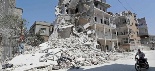 US welcomes conditional truce in Syria's Idlib region