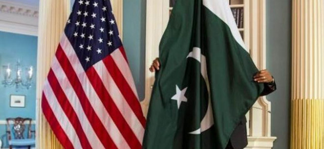 Pakistan says US invited to invest in CPEC