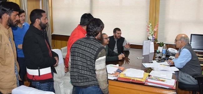 Grievance redressal system made more vibrant: Advisor Sharma