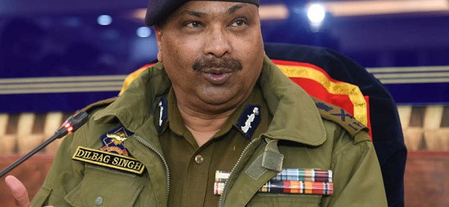 Most in JK who attended Tablighi event traced, being sent to quarantine: DGP