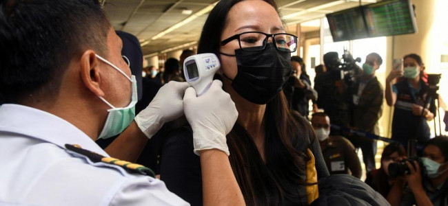 WHO team visits Wuhan city as China's coronovirus death toll jumps to 2,442