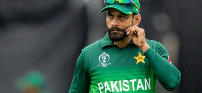 Hafeez clears bowling action test again