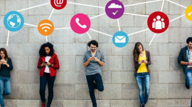 Self-indulgence, social media and today's youth