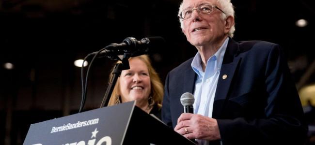 Bernie Sanders wins Nevada Democratic Caucus