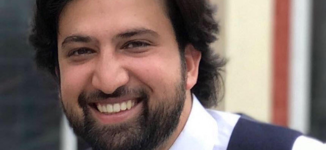 Touseef Raina to participate in top US leadership programme