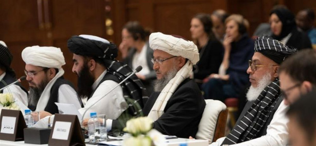 US-Taliban peace deal- will it usher prosperity?