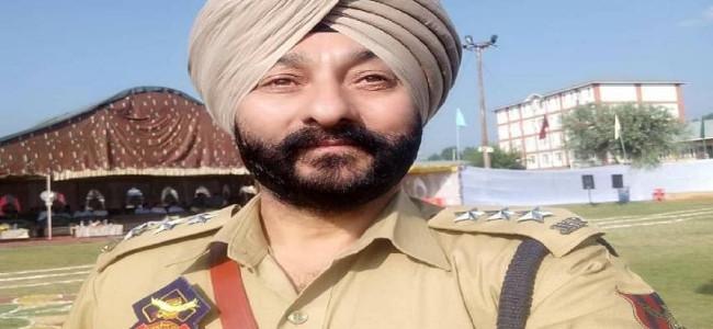 Suspended JK police officer Davinder Singh sent to further custody till Apr 3