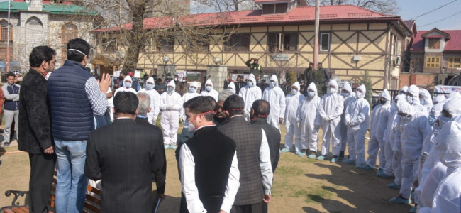 Explainer:COVID-19 containment efforts in J&K
