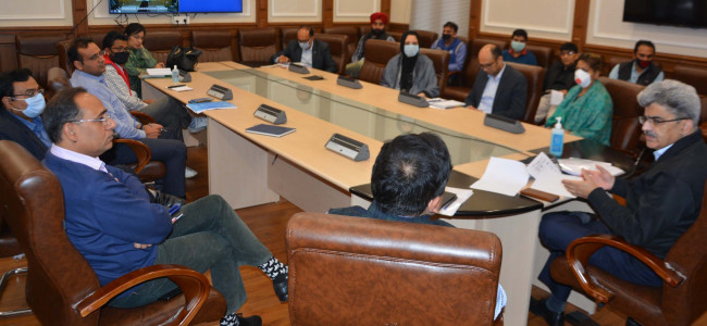 'Coordination teams to ensure movement of essential goods, services'