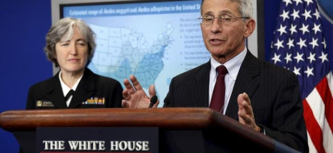 Fauci says coronavirus could claim up to 200,000 US lives
