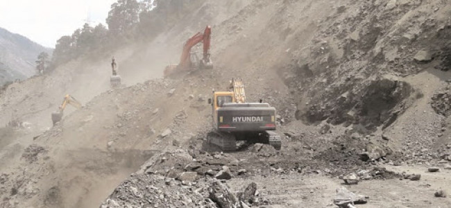 JK highway closed for 5th day as MHAI intensifies clearance ops