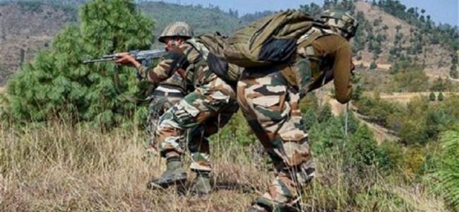 Pakistan Army shells areas in Rajouri: Army
