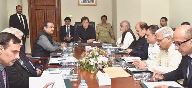 Pak PM plans roadmap to ensure uninterrupted food supplies as coronavirus cases rise to 1,664