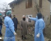 COVID-19: Sterilization drives held at Ramnagri, Sedow
