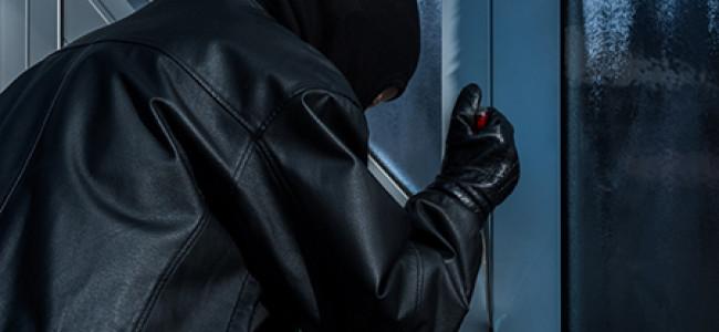 Amid coronavirus scare & lockdown, burglars are on prowl