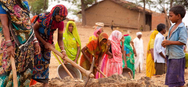 PIL in SC seeks full wages for MGNREGA workers for lockdown period
