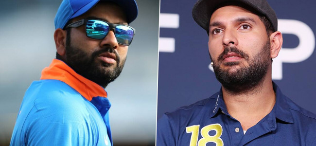 Rohit reminded me of Inzamam in his early days: Yuvraj